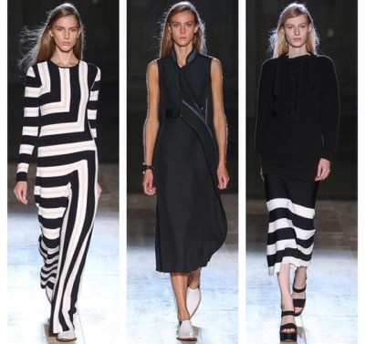 Victoria Beckham New York Fashion Week 2014