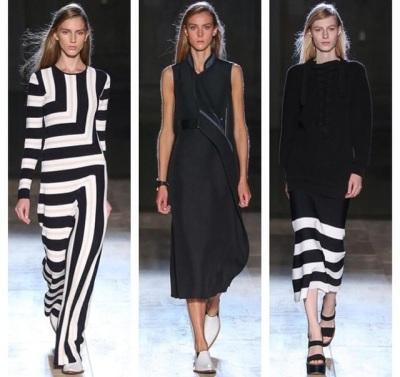 Victoria Beckham New York Fashion Week 2014